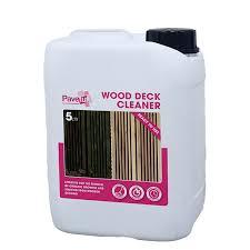 Pavetuf Wood Deck Cleaner