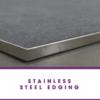 Stainless Steel Edging