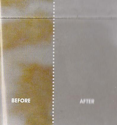 Stone Rust Stain Remover