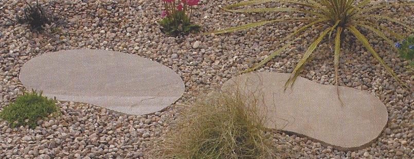 Natural Paving Stone Lakeland Stepping Stones