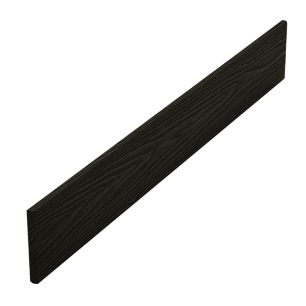 Piranha Hunter Anthracite Composite Fascia Board