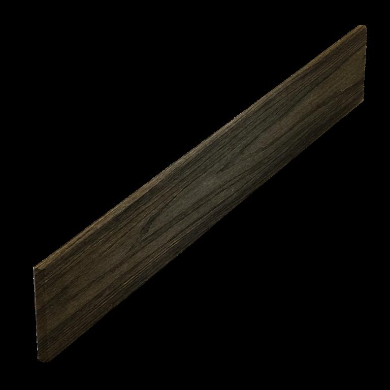 Piranha Fuzion Espresso Composite Fascia Board