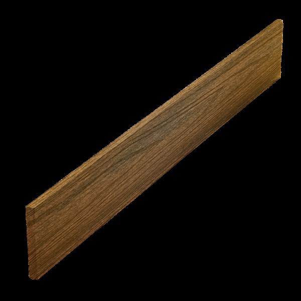 Piranha Fuzion Mocha Composite Fascia Board