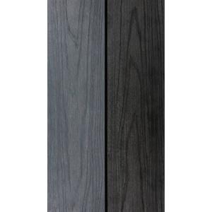 Piranha Fuzion Slate Grey Composite Decking