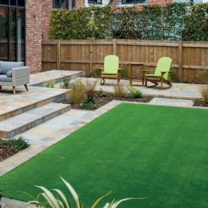 Luxigraze 27 Super Luxury Artificial Grass 2 Metre Wide